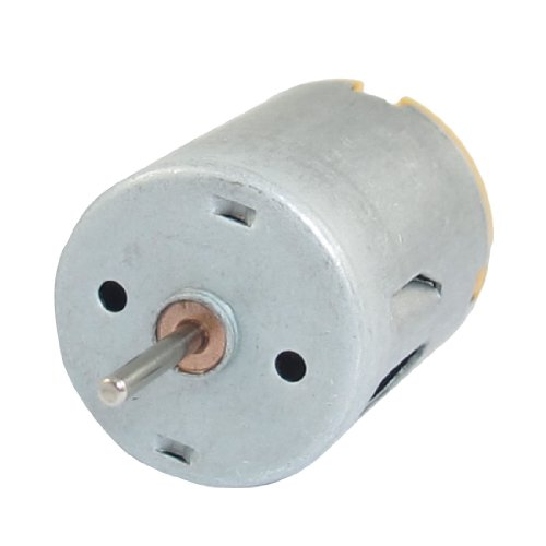 8000RPM 9V 68mA High Torque Magnetic Cylindrical Mini DC Motor from Amico
