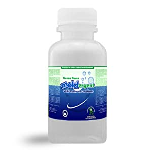 100% Organic Green Bean Mold Liquid Detergent