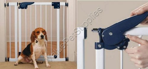 Pressure Pet Gate front-496383