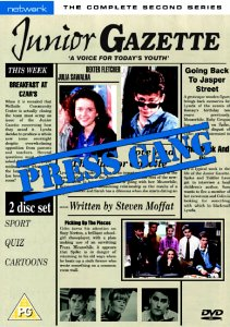 Press Gang - Complete Series 2 [1989] [DVD]