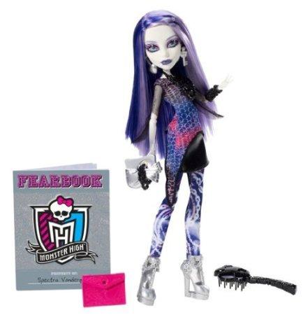 Monster High Picture Day Spectra Vondergeist Doll (Spectra Vondergeist Picture Day compare prices)
