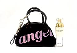 Heavenly By Victoria's Secret Mini Eau De Parfum EDP and Angel Keychain Bag - 2 Pcs Gift Set