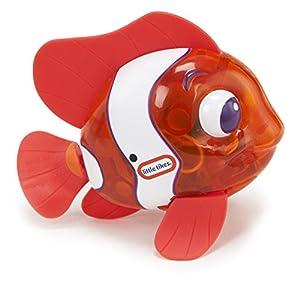 Little Tikes 638220GR - Sparkle Bay - Babyspielzeug - Funkelfisch, orange