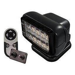 LED Permanent Mount Radioray Combi -Black