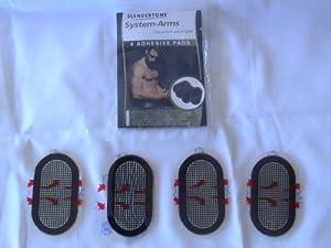 Slendertone Ab Toner Replacement Pads kit for FLEX and FLEX Pro Ab Toners, 3 Sets