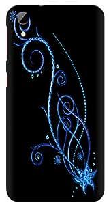 Kizil ™ Premium Designer Printed Back Case Cover for HTC Desire 626