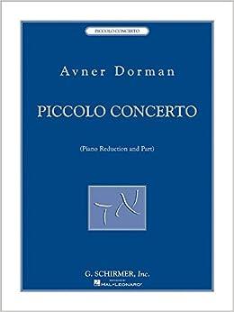 Dorman Piccolo Concerto Picpf: 9781423401643: Amazon.com: Books