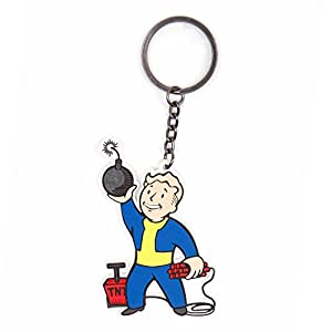 Fallout 4 Explosives Skill Keychain