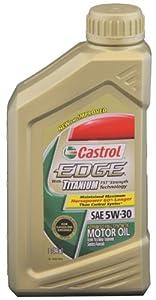 Castrol EDGE with Titanium FST 5W-30 1 Quart from BP Lubricants