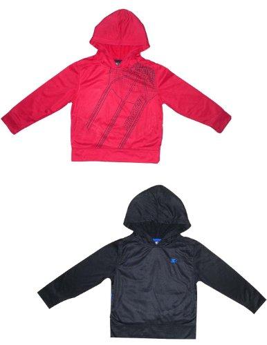 (Pack of 2) Starter Youth Athletic Pullover Hoodie Sweatshirt