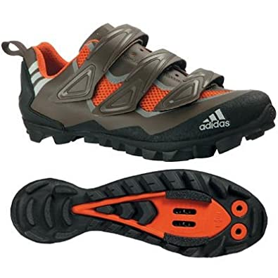 Amazon.com: Adidas 2006 Durango MTB Cycling Shoe (Orange) (4 1/2 US
