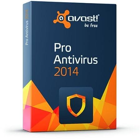 Avast! Pro Antivirus 2014 - 5 User 3 Year (PC)