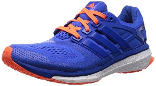 Adidas Energy Boost Esm M, Scarpe sportive, Uomo, Blu (Blau (Blue/Blue/Solar Orange)),Taglia40 2/3