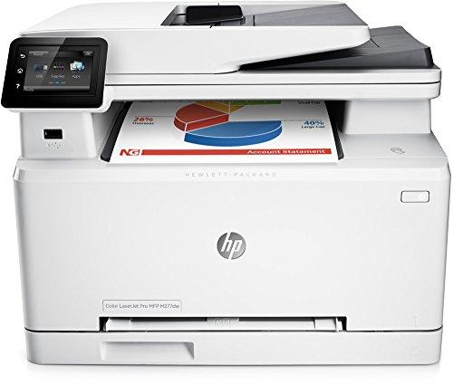 HP LaserJet Pro M277dw Stampante Multifunzione Wireless a colori