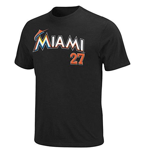 MLB Miami Marlins Men's G Stanton 27