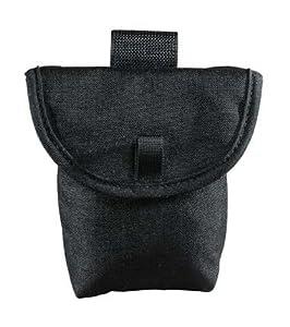 Klein Tools 5714 Nylon Closeable Pouch, Black
