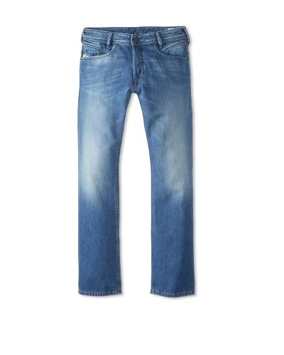 Diesel Men's Tapered Iakop Jeans