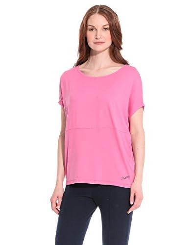 Tèr de Caractère T-Shirt Manica Corta  Fucsia IT 40
