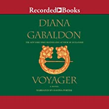 Voyager (       UNABRIDGED) by Diana Gabaldon Narrated by Davina Porter