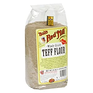 bob s red mill whole grain teff flour 24 oz $ 11 20 free