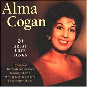 Alma Cogan - Golden Greats of the 50