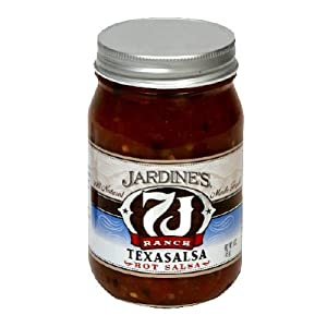 Jardines Salsa Hot Texasalsa 16 Oz Pack Of 6 from Jardines