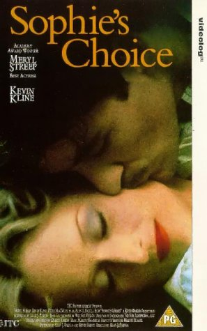 Sophie's Choice [VHS] [UK Import]