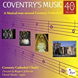 Coventry Cathedral Choir Coventrys Music Moult Daniel 07/02