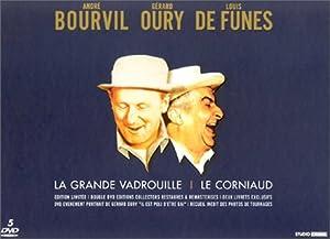 Bourvil - Oury - de Funès : Le corniaud + La grande vadrouille [Édition Collector]