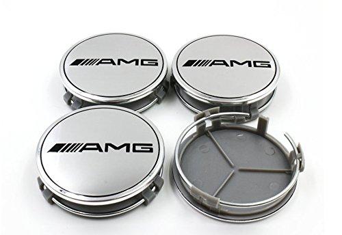 75mm-mercedes-alloy-wheel-centre-caps-amg-chrome-set-of-4