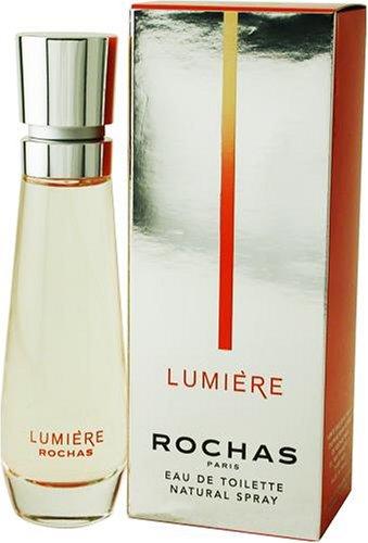 Rochas Lumiere De Rochas Eau De Toilette Spray 50ml
