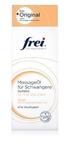 FREI Massageoel f. Schwangere, 100 ml