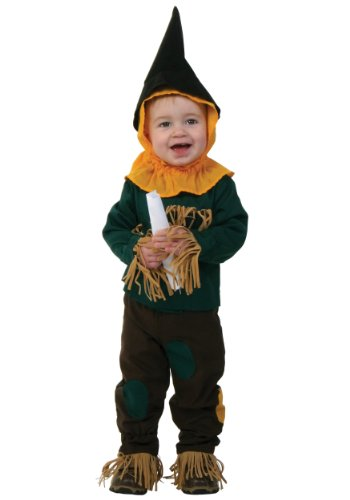 Little Boys' Scarecrow Toddler Costume