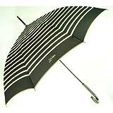 Parapluie long Rayures