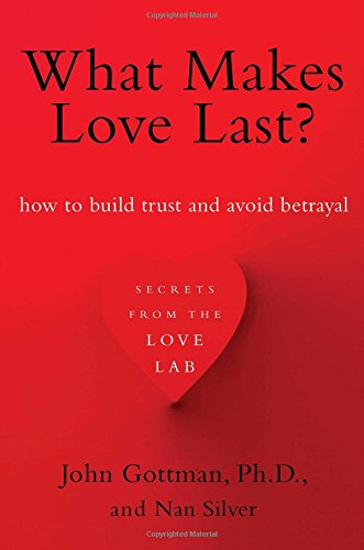 What Makes Love Last?: How to Build Trust and Avoid Betrayal (How To Keep D compare prices)