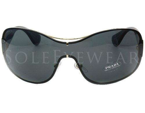 pradaPRADA Sunglasses SPR 63O TRANSPARENT GRAY ZVN-1A1 SPR63O