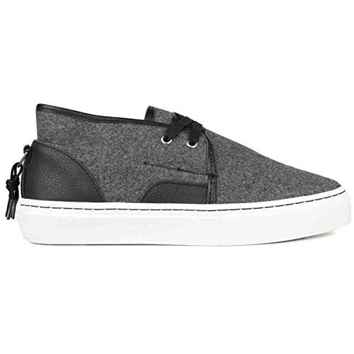 Clear Weather Lakota Grey Wool Size 9.5 US