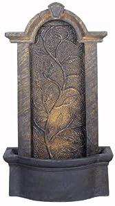 Kenroy Home #50770BH Meadow Indoor/Outdoor Floor Fountain in Bronze Heritage Finish
