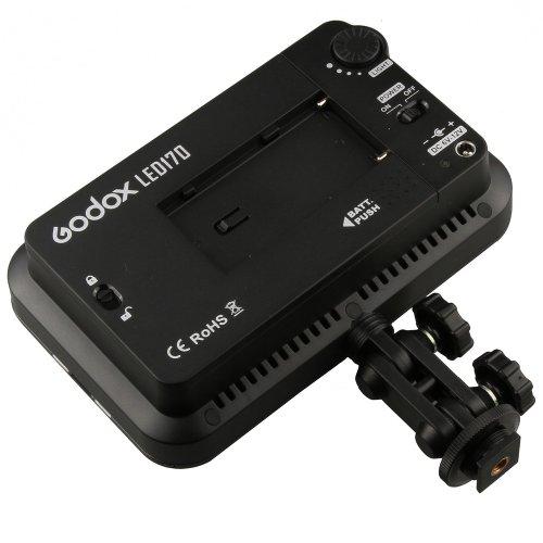 Fotga-Godox-170-LED-Video-Hot-Shoe-per-fotocamera-DSLR-Canon-Nikon-Pentax