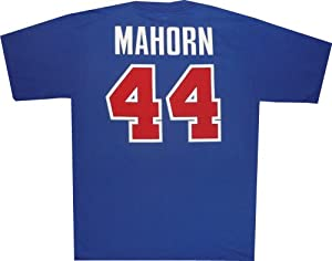 Detroit Pistons Rick Mahorn Adidas 1989 Throwback Shirt by adidas