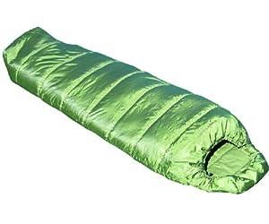 HIGHLANDER RANGER ULTRA COMPACT LITE SLEEPING BAG ARMY
