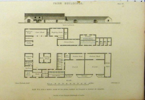 1890 Barn Plans