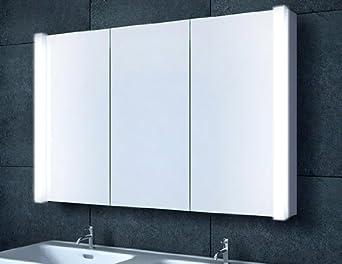 Armoire toilette avec miroir design - Armoire de toilette design ...