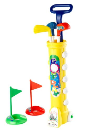 Imagen 1 de Smiffy's - SMIFFYS Golf Play Set