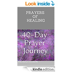 Prayers of Healing: 40-Day Prayer Journey
