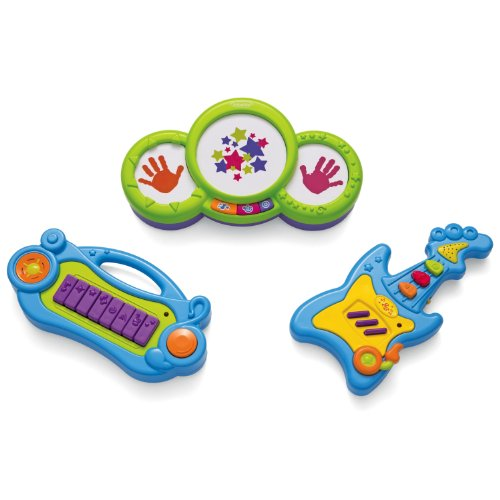 Infantino Rockin' Tots Musical Set (Discontinued by Manufacturer) - 1