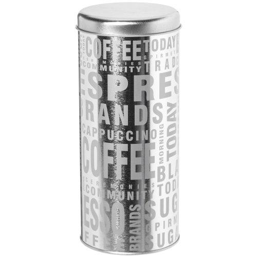 Promobo boite capsules dosette tassimo senseo mot coffee argent meilleu - Boite pour dosette senseo ...