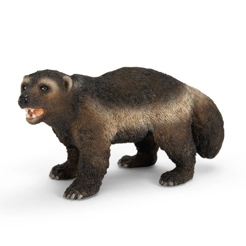 Schleich Wolverine Toy Figure - 1