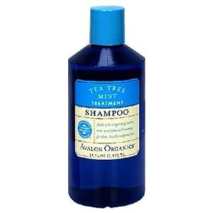 Avalon Organics Shampoo, Tea Tree Mint Treatment from Avalon Organics