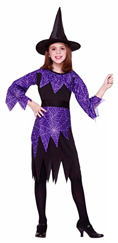 Forum Novelties Spider Witch Costume, Child Small